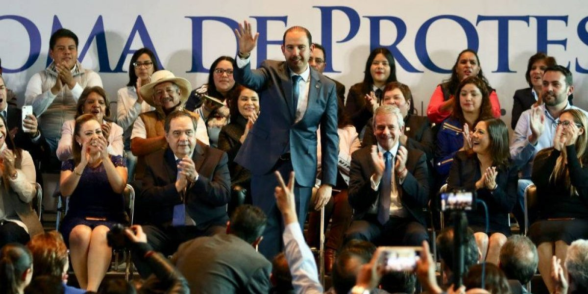 El PAN defenderá a México del viejo régimen que representa Morena: Cortés