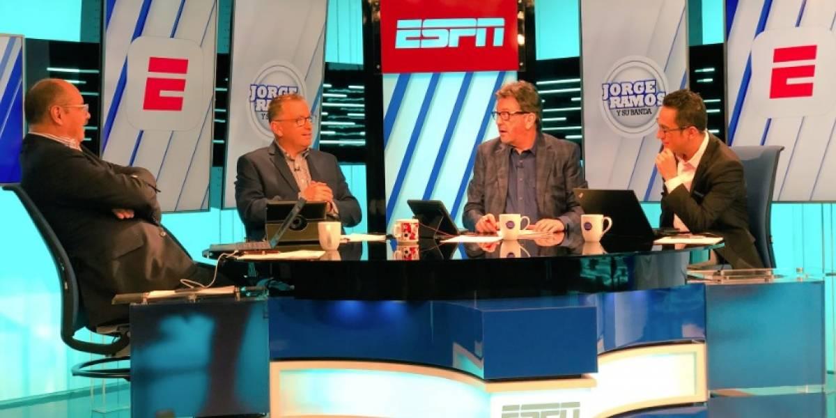 VIDEO. Periodistas de ESPN se burlan decolega guatemalteco por goleada contra Israel