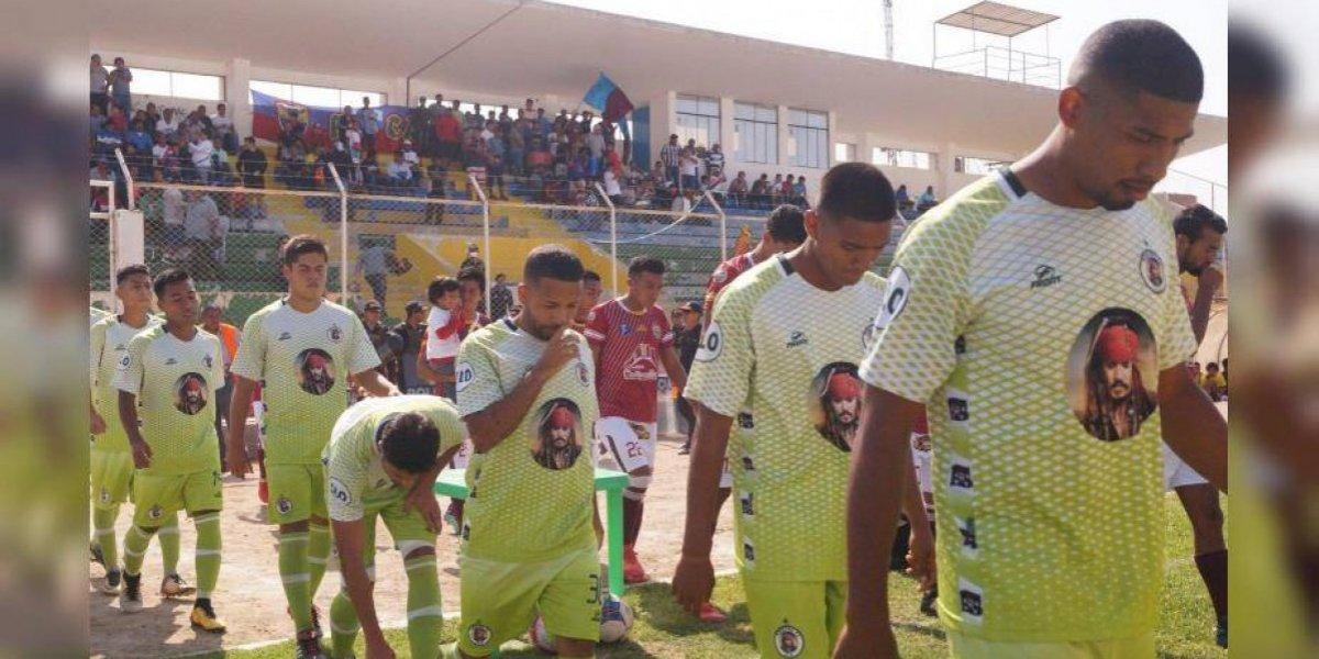 Gracias Copa Perú: Equipo con escudo de Jack Sparrow está a punto de subir a Primera División