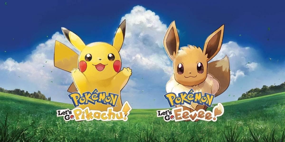 ¿Let's Go Pikachu o Eevee? Te ayudamos a elegir la versión de Pokémon correcta