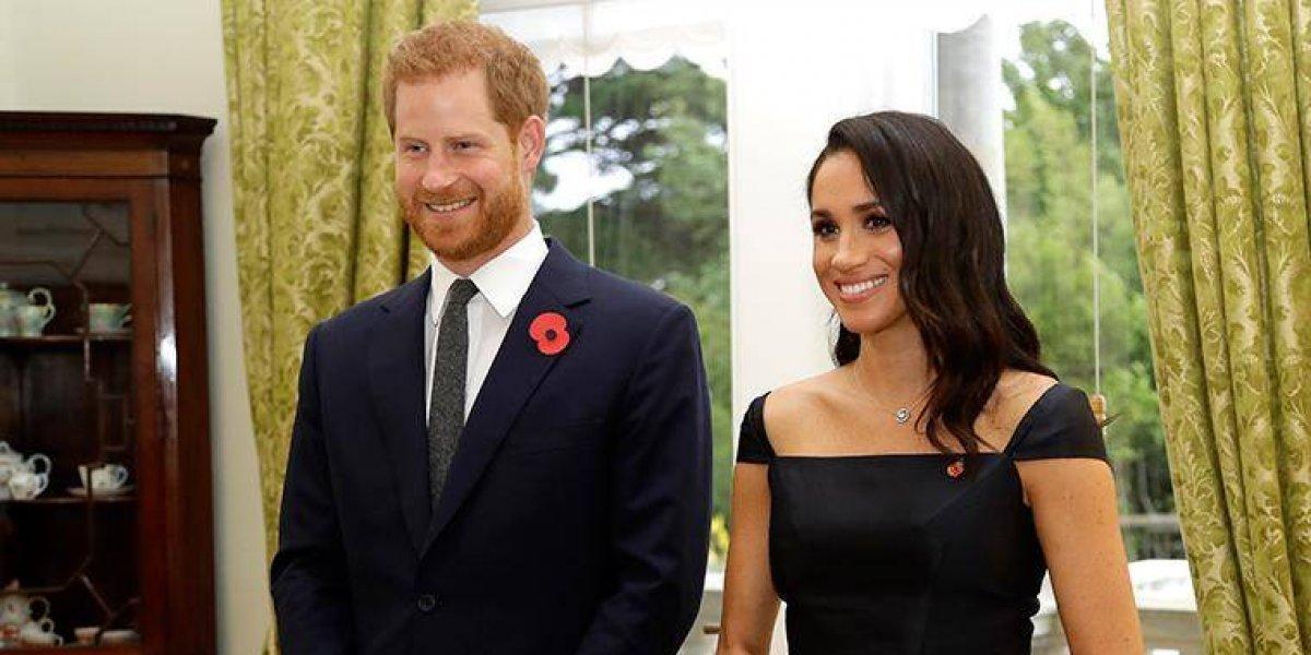 Reina Isabel contrata a hombre que vigilará a Meghan Markle y al príncipe Harry