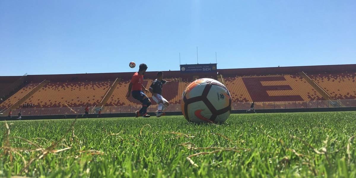 La Roja Sub 20 cerró una nueva serie de amistosos con otro empate sin goles ante Paraguay