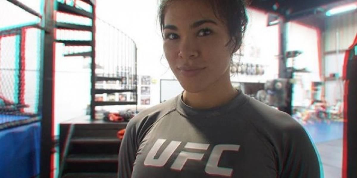 Hospitalizan a estrella de la UFC por brutal ataque