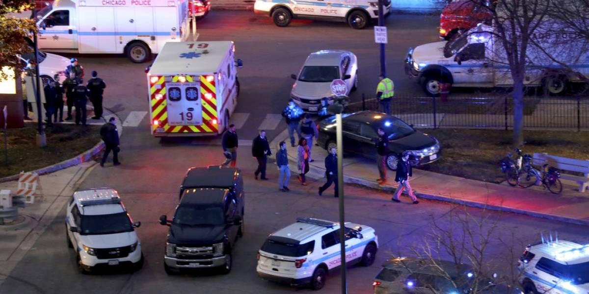 Muere el presunto agresor del tiroteo en hospital de Chicago