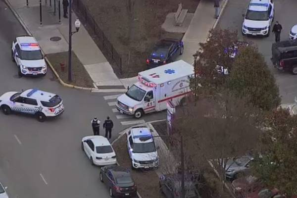 Tiroteo en hospital de Chicago