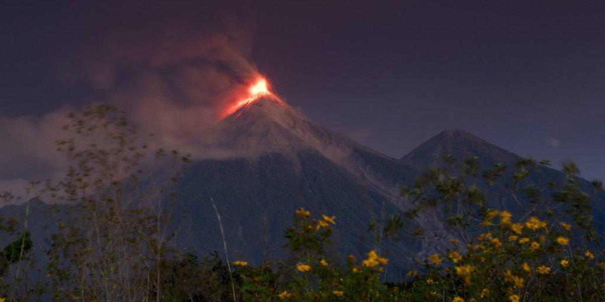 Alerta en Chiapas ante posible caída de ceniza volcánica