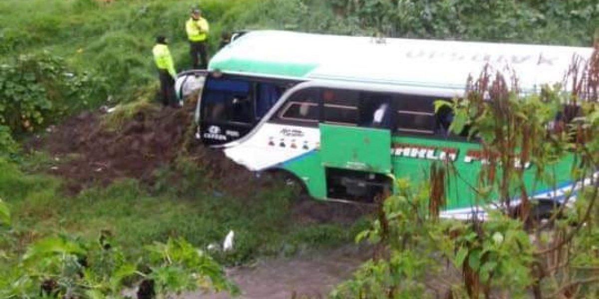 Un fallecido tras accidente de tránsito en Selva Alegre, cantón Rumiñahui