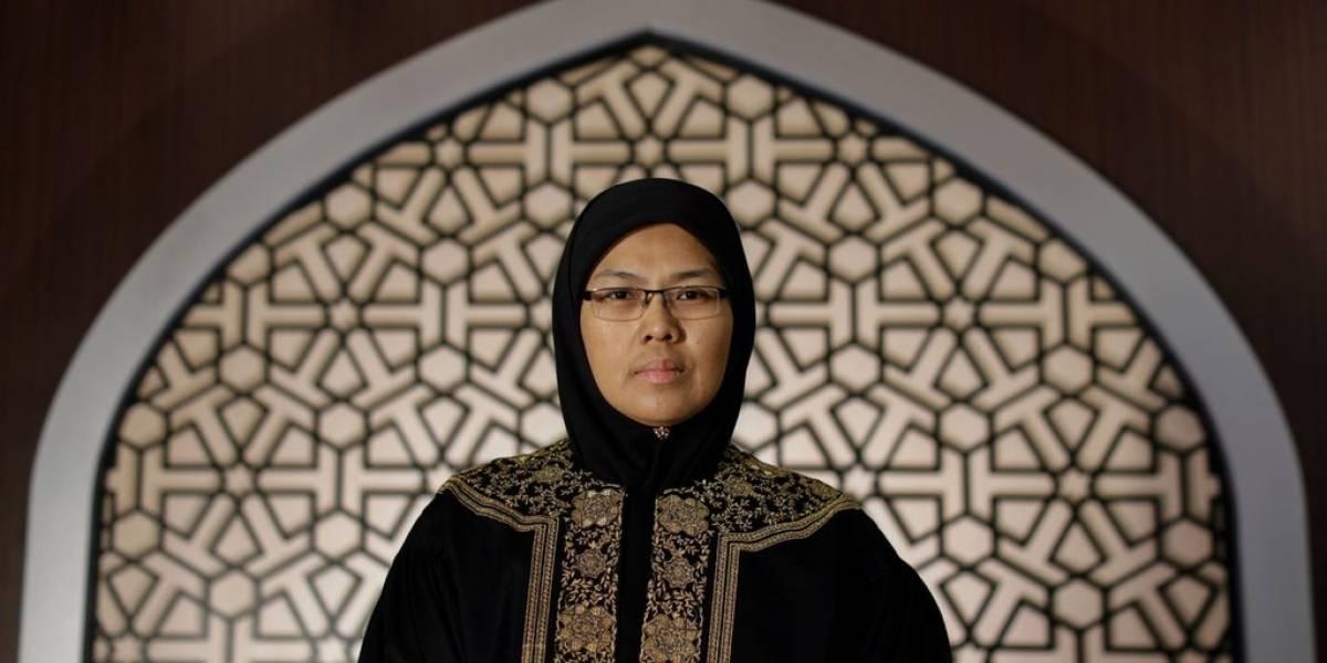 Nenney Shushaidah, la mujer que decide si los hombres pueden tener una segunda esposa