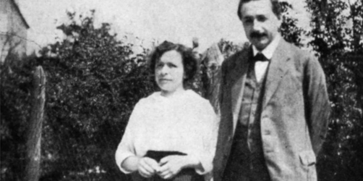 A história pouco conhecida da brilhante mulher de Einstein que contribuiu para a teoria da relatividade