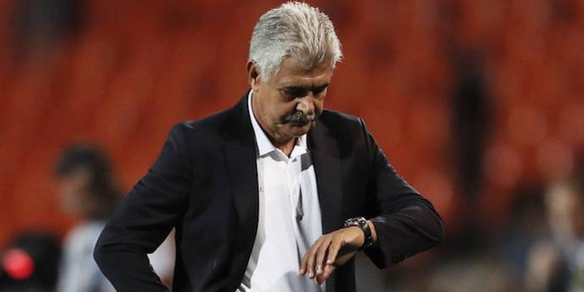 Tuca Ferretti destaca que le dio tiempo al Tricolor y a la FMF