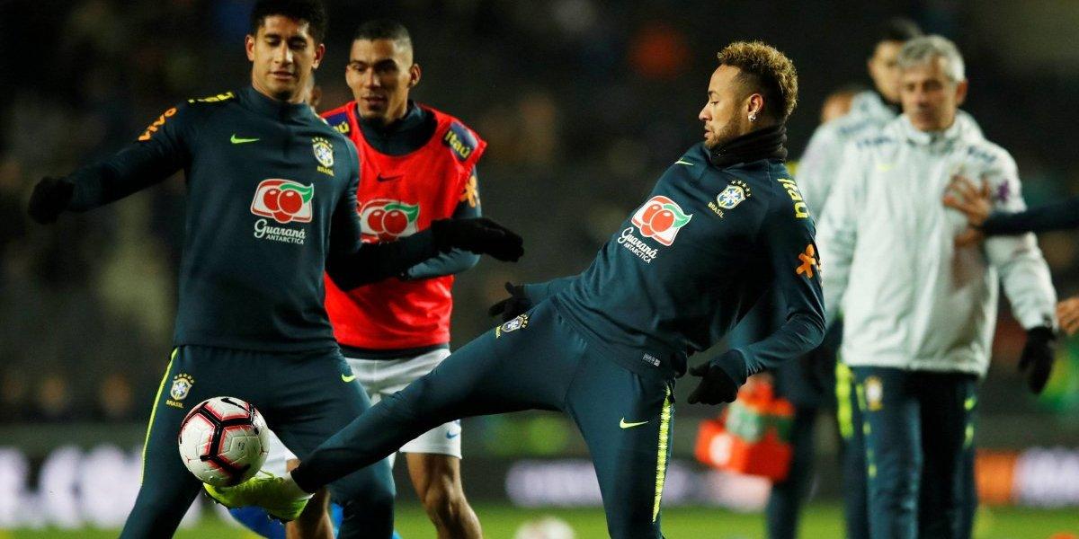 Seleção Brasileira: Confira a escalação do Brasil contra Camarões