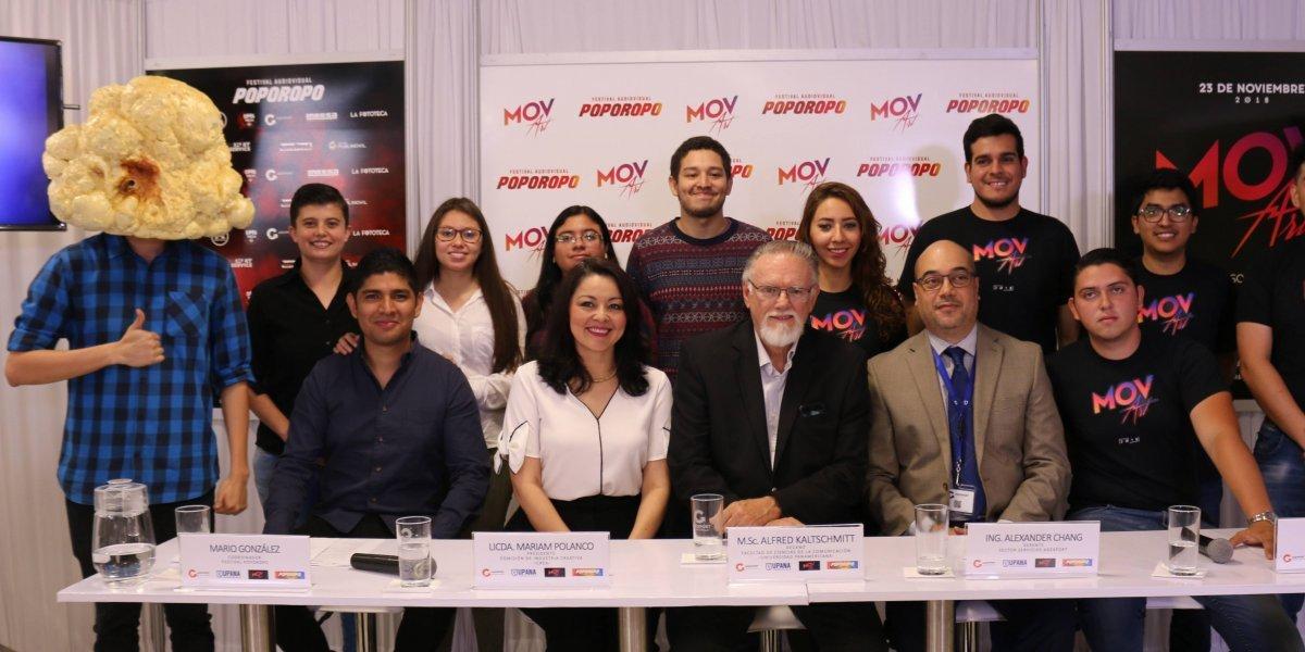 Se llevará a cabo un festival audiovisual sin precedentes en Guatemala
