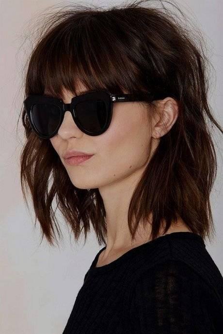cortes para cabello corto y lacio