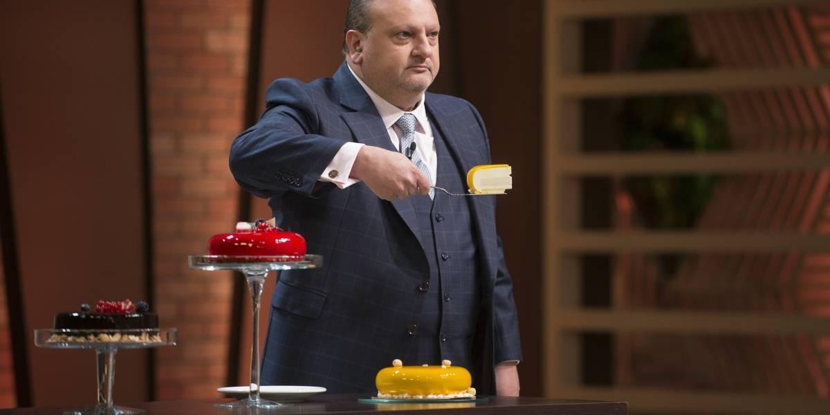 MasterChef Profissionais: Participantes preparam bolo espelhado; Alex Atala é convidado