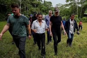 """Roger Waters se quejó de que """"ciertos altos círculos de Gobierno"""" trataron de impedir su visita a Ecuador"""