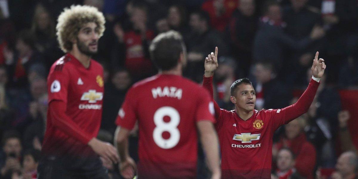 No todo son críticas: Alexis Sánchez sumó elogios de un orgulloso compañero en el United