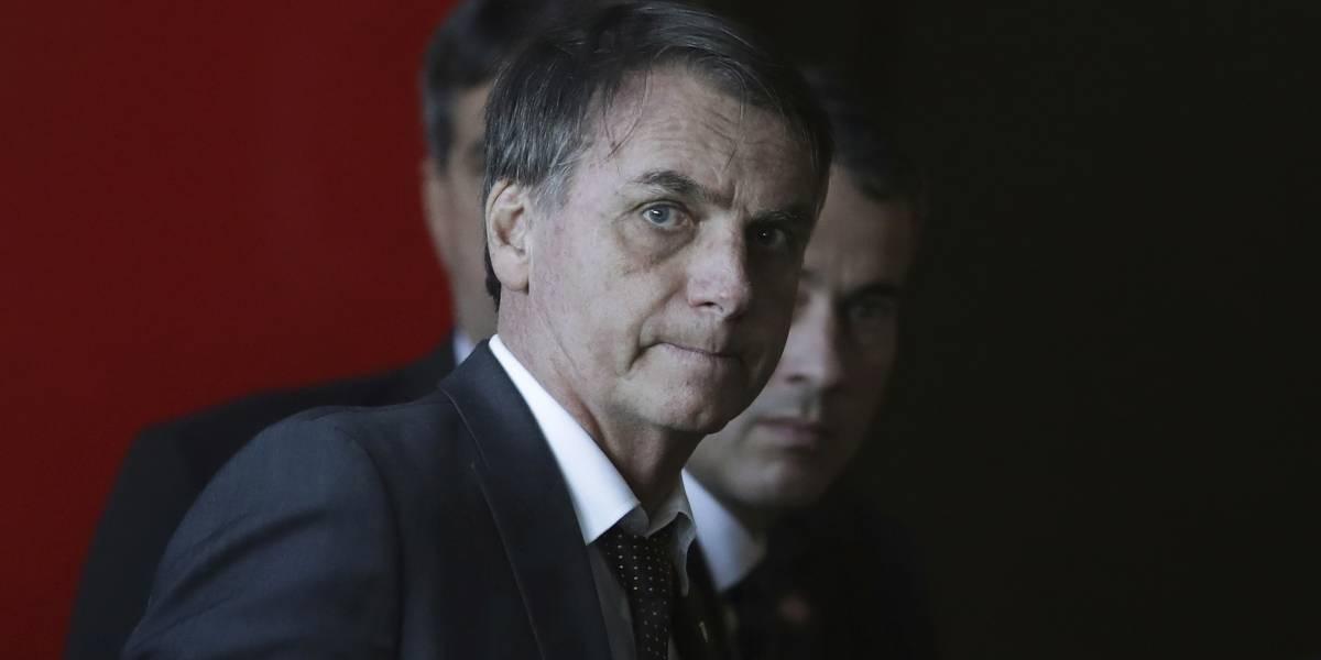 """La mayoría de los brasileños califica a Bolsonaro como """"poco inteligente"""", """"poco preparado"""", """"incompetente"""" y """"autoritario"""""""