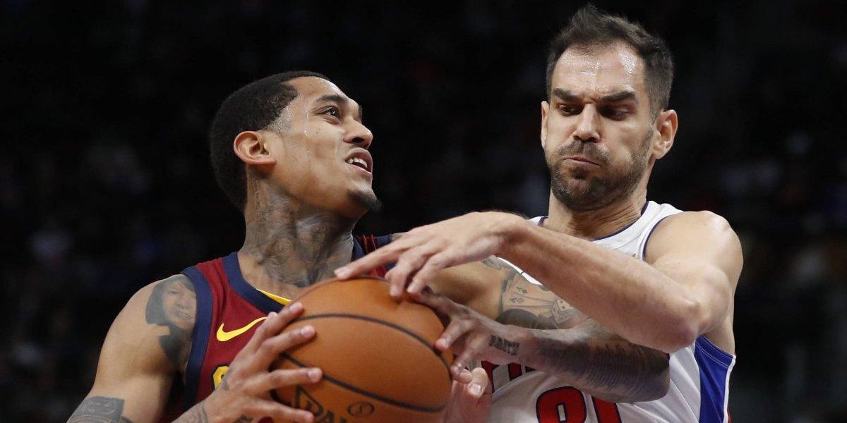 Los Cavs alcanzaron el peor registro de la NBA justo en la previa del reencuentro con LeBron