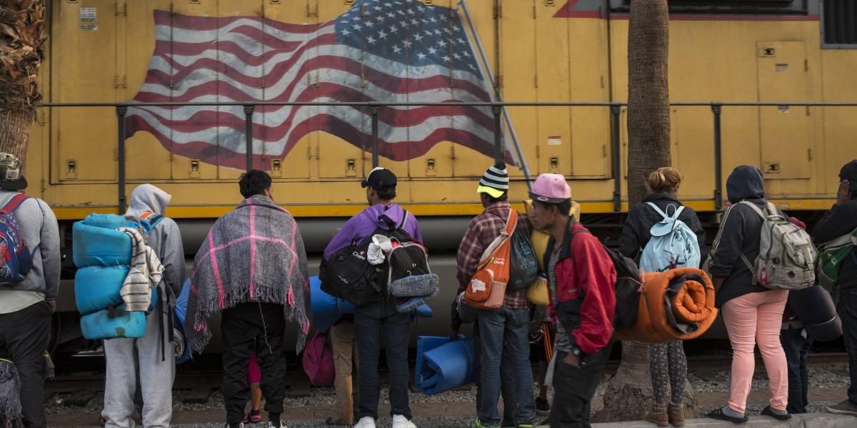 Tijuana detiene a 34 migrantes por infracciones; los van a deportar