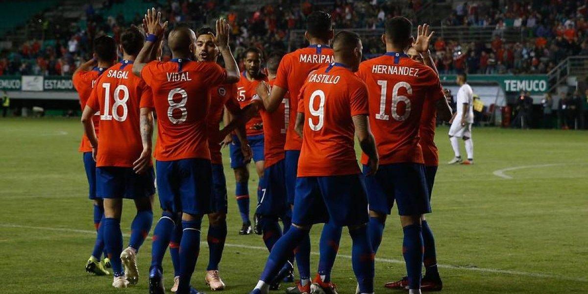 Uno a uno de Chile ante Honduras: Vidal puso goles y esfuerzo, Cortés dio seguridad y Coliqueo vivió las dos caras de la moneda