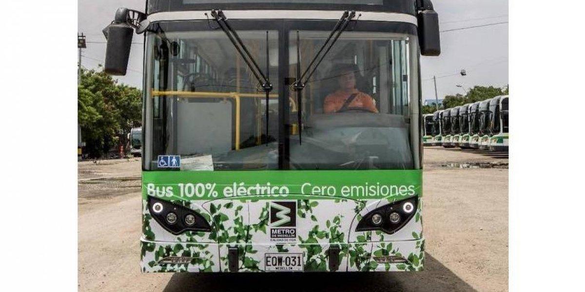 SITP tendrá 600 buses eléctricos nuevos en un año
