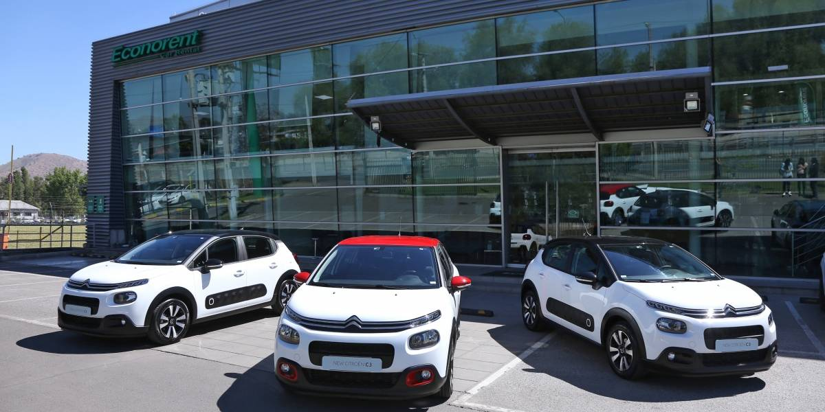 Econorent se refuerza con el C3 de Citroën