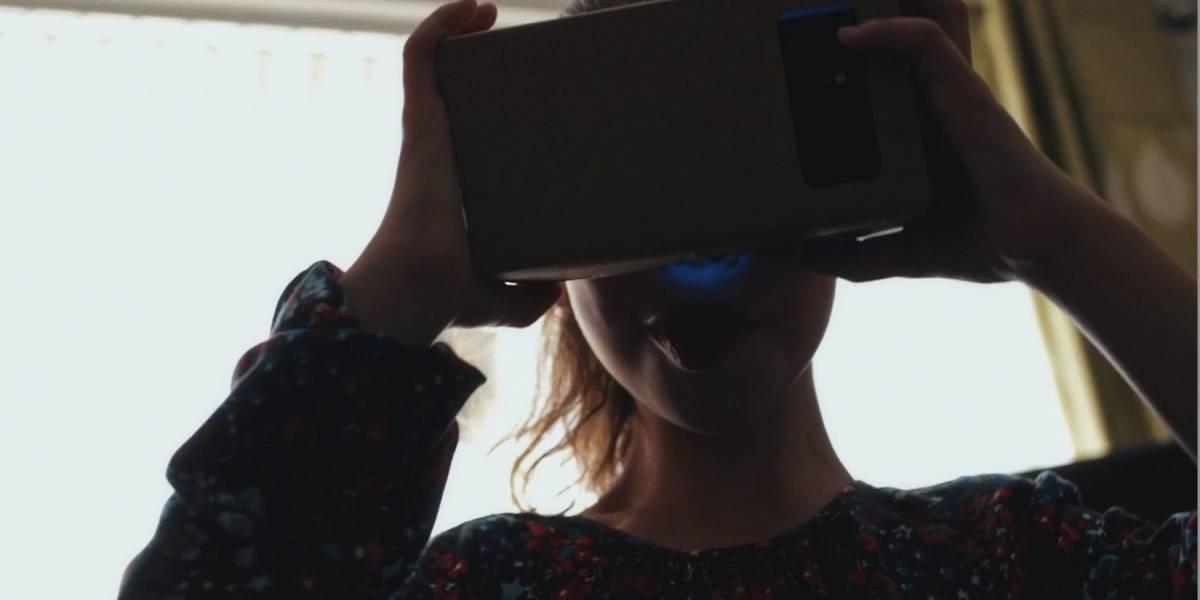 Este padre creó un mundo de Realidad Virtual para ayudar a su hija