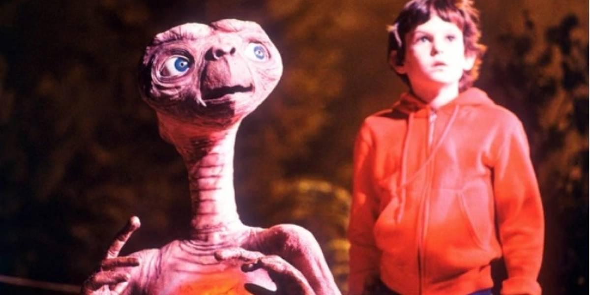 Así luce ahora Henry Thomas, el niño de la película ET