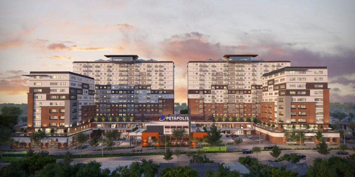 Petápolis será la nueva opción de vivienda en la zona 12