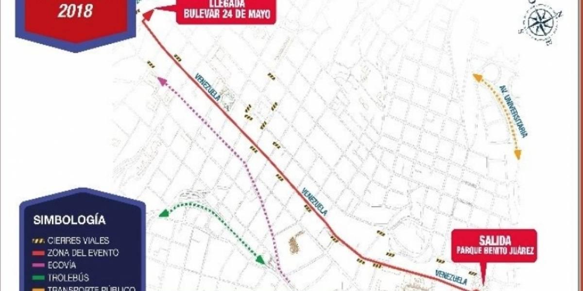Fiestas de Fundación: Cierre vial por evento 'Los Mercados saludan a Quito'