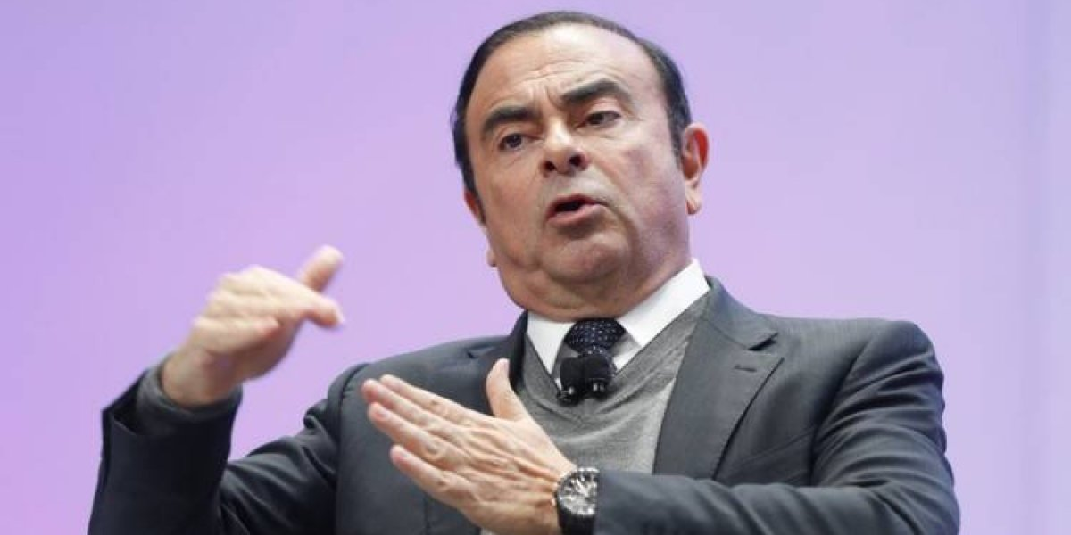 Crisis en Nissan: detienen a su presidente por escándalo de sueldos