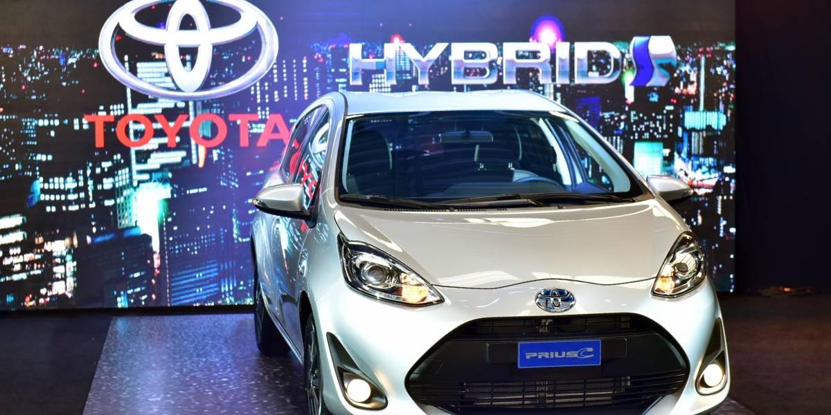 Toyota extiende su dominio en el segmento de los autos de bajas emisiones