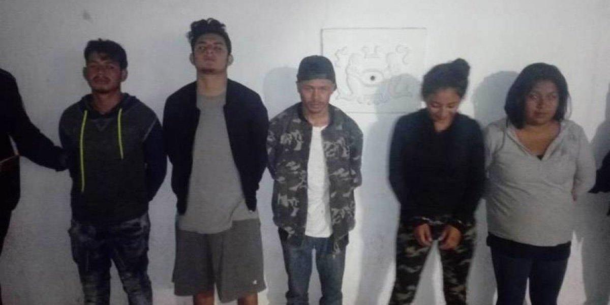 Capturan a banda que secuestró y abusó por varios días de una joven de 15 años