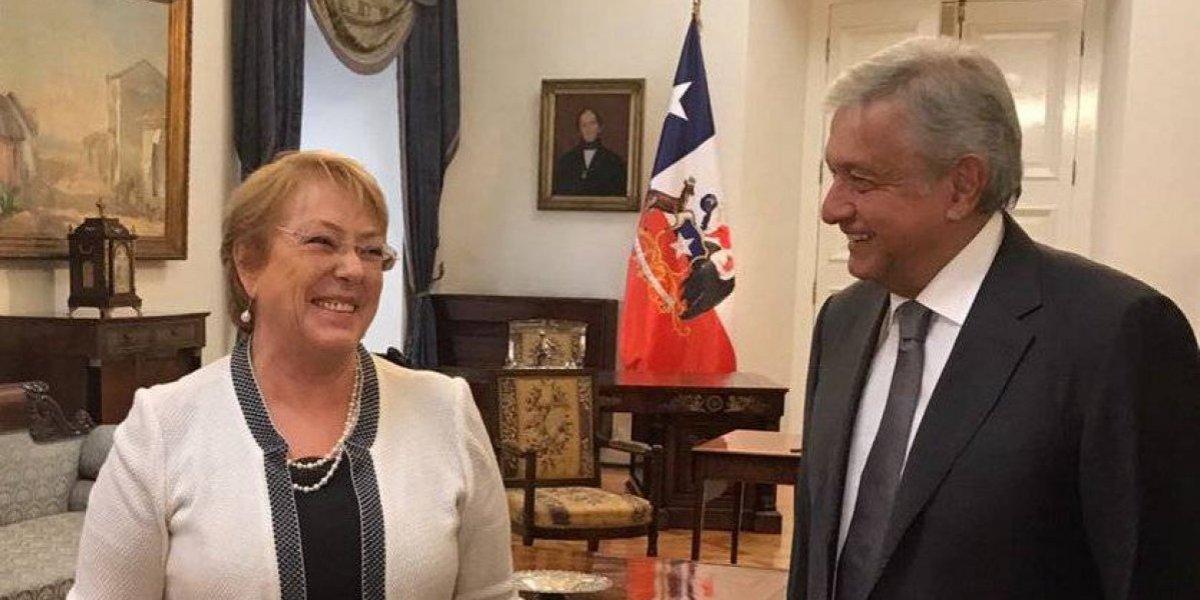 Michelle Bachelet asistirá a toma de posesión de AMLO: Ebrard