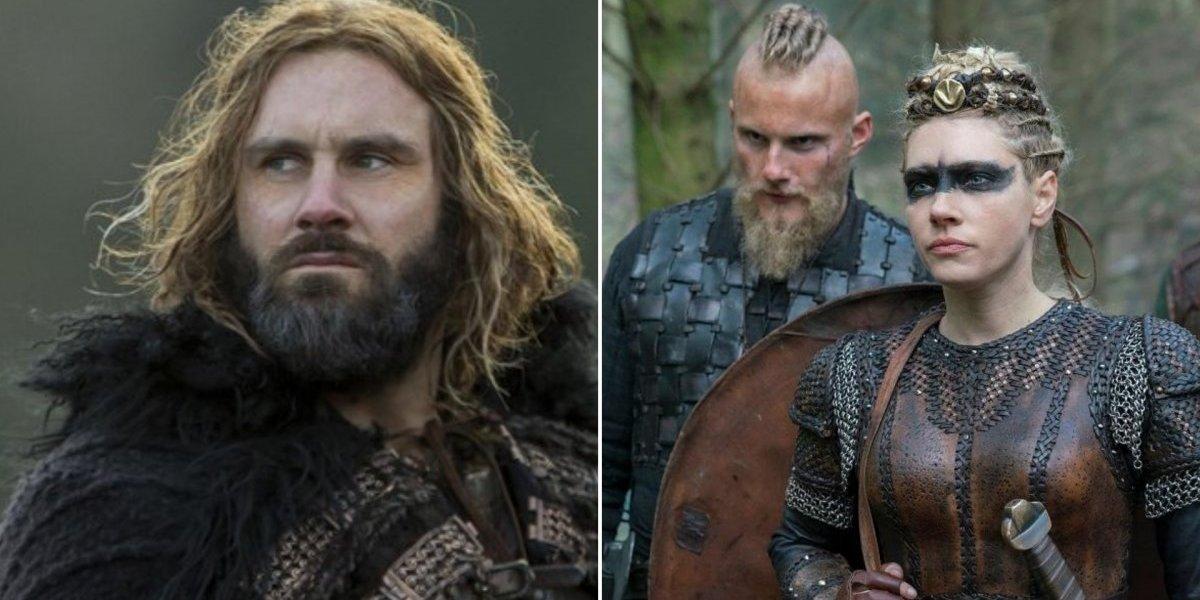 Vikings: Entrevista de Clive Standen aumenta hipótese de Rollo ser realmente pai de Bjorn