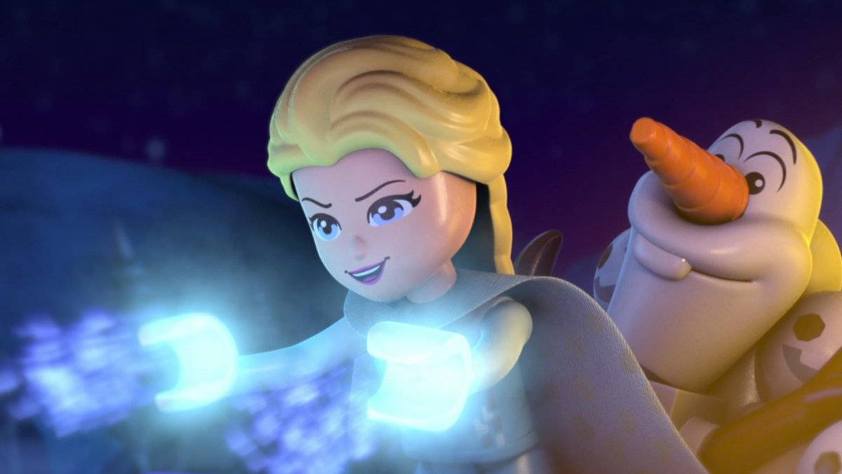 Anna, Elsa, Kristoff, Olaf y Sven se aventuran lejos de Arendelle con la esperanza de ver la aurora boreal antes de que sea demasiado tarde. Netflix