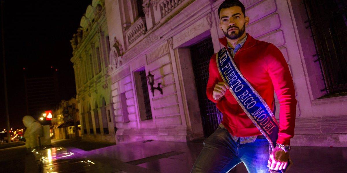 Joven modelo busca otro título de belleza para Puerto Rico