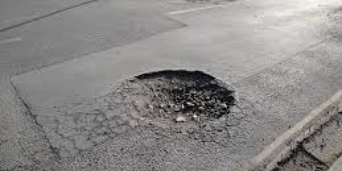 Negociado de Tránsito recopila estadísticas de accidentes por hoyos