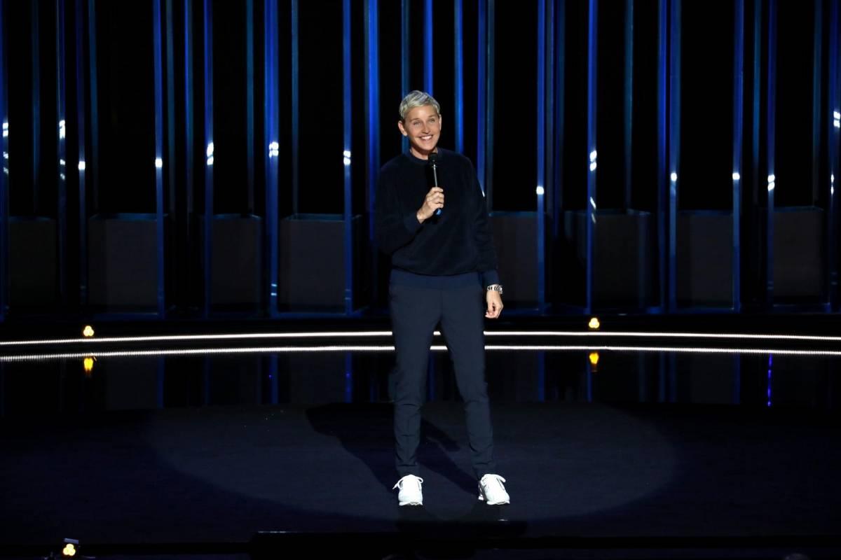 Ellen DeGeneres regresa al escenario después de 15 años con un especial de stand up imperdible filmado en el Benaroya Hall de Seattle. Netflix