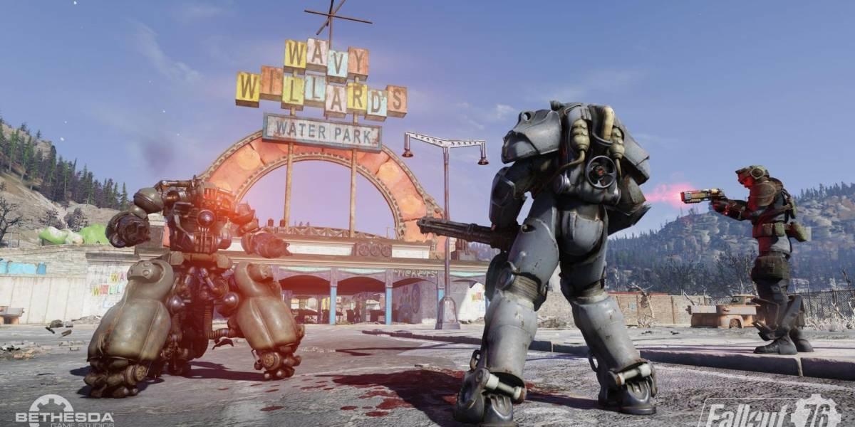 El primer parche de Fallout 76 es de casi 50GB en consolas