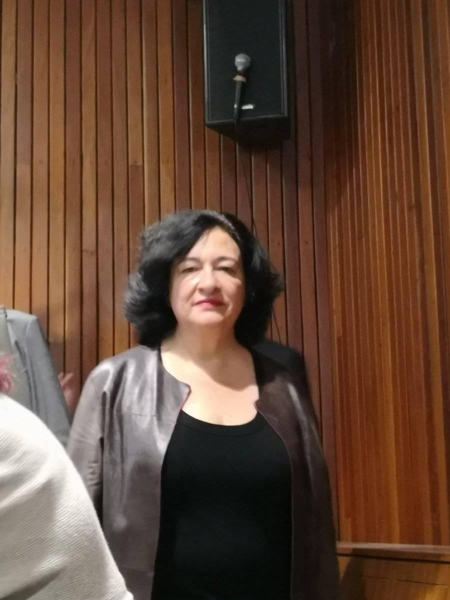 Además Florencia Serranía es directora de la firma Urban Travel Logistic. Cortesía.