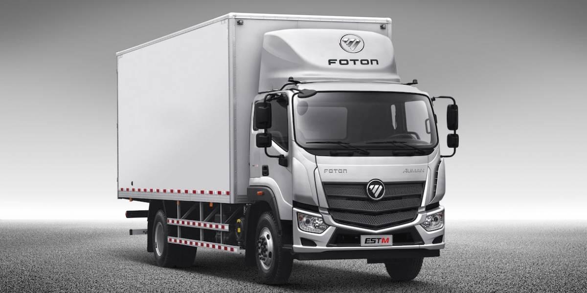 Foton tiene dos nuevos camiones en su portafolio