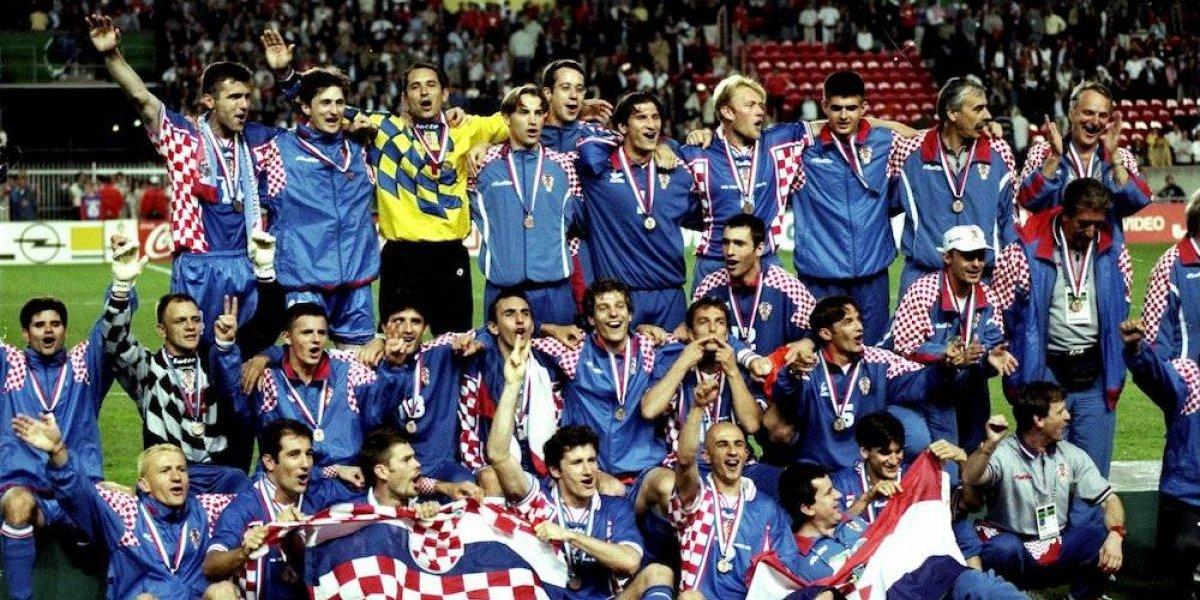 Subastan medalla de bronce del Mundial de Francia 98