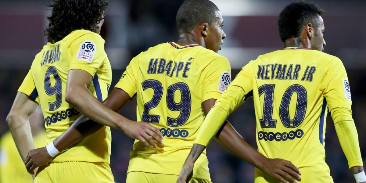 """Edinson Cavani le advierte a Mbappé y Neymar en el PSG: """"Así no podemos seguir"""""""