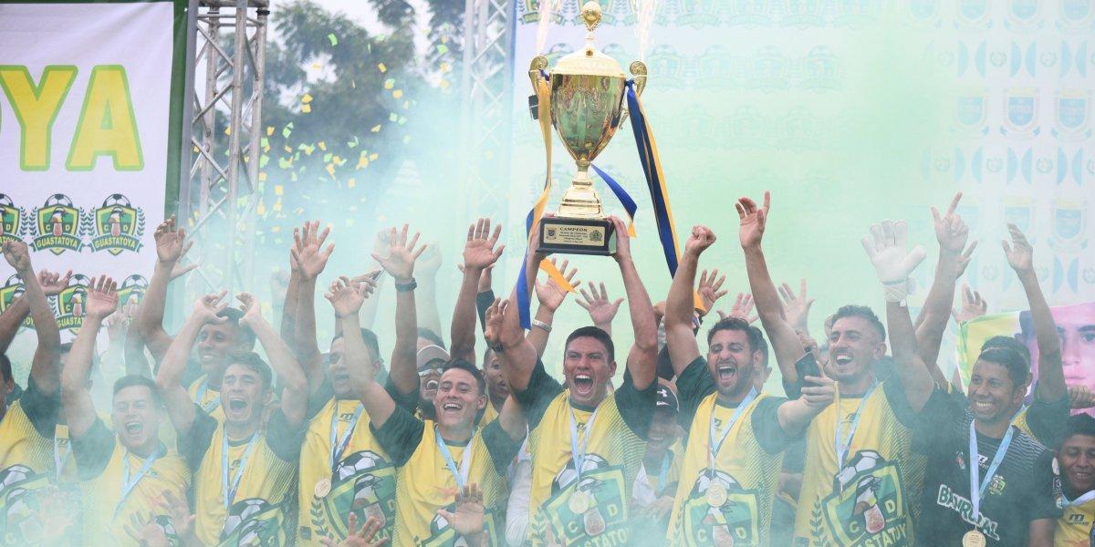 Guastatoyaconocerá prontoa su rival en la Liga de Campeones de Concacaf
