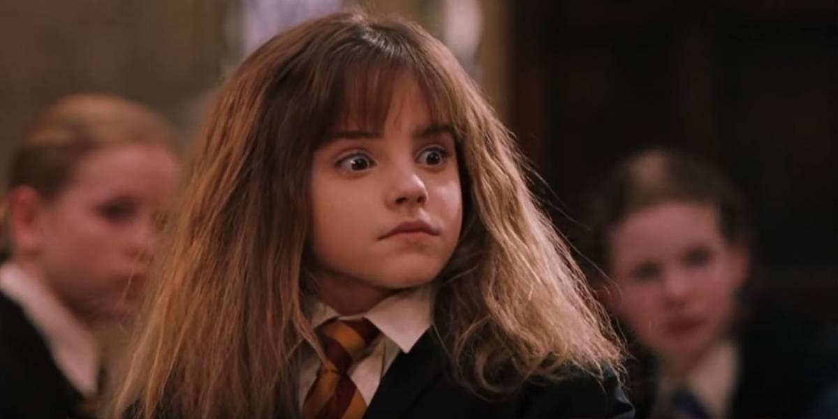 Garotinha vira notícia por se parecer com Hermione, personagem de Emma Watson nos filmes da saga 'Harry Potter'