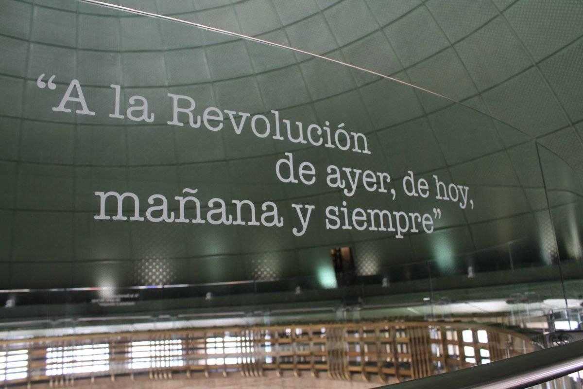 Monumento a la Revolución Foto: Nicolás Corte | Publimetro