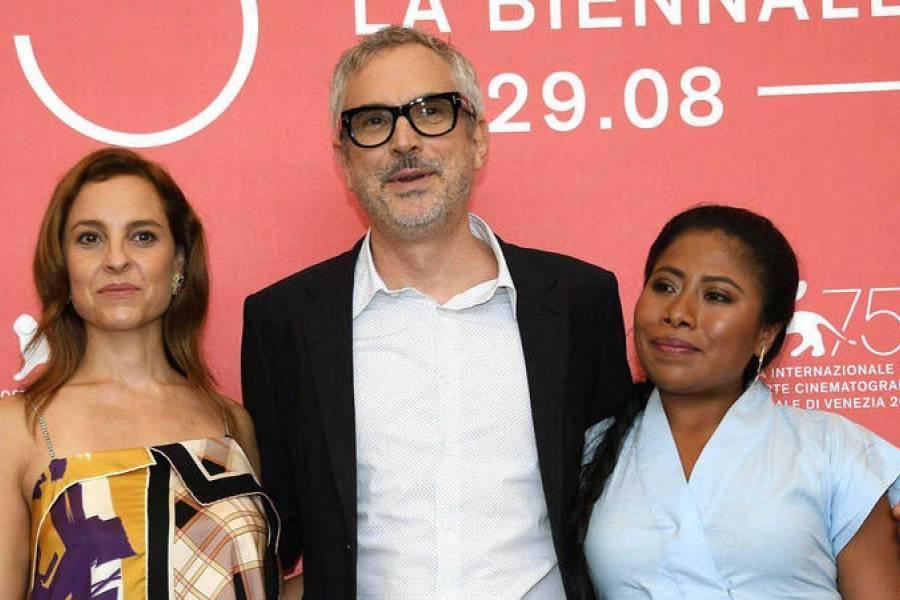 Mientras critican con comentarios racistas a Yalitza Aparicio, revistas internacionales la premian