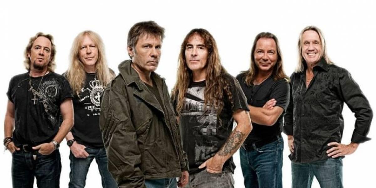 Iron Maiden anuncia nueva fecha en la Ciudad de México