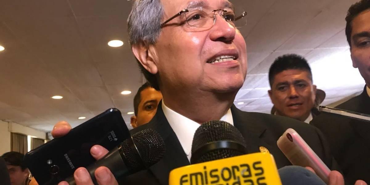 """Vicepresidente habla de """"manipulación de casos jurídicos"""" al referirse a la Cicig"""